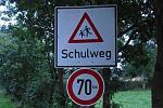 Schulweg - ordentlich Gasgeben